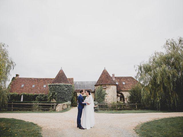 Le mariage de Godefroy et Sophie à La Chapelle-Fortin, Eure-et-Loir 57