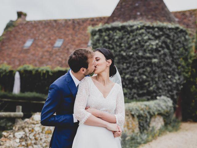 Le mariage de Sophie et Godefroy