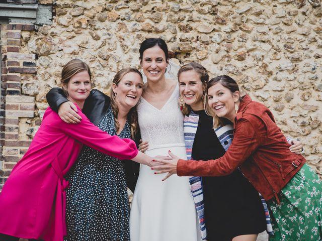 Le mariage de Godefroy et Sophie à La Chapelle-Fortin, Eure-et-Loir 59
