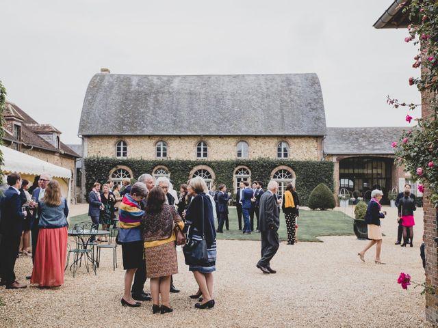 Le mariage de Godefroy et Sophie à La Chapelle-Fortin, Eure-et-Loir 68