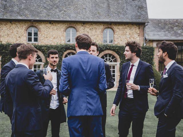 Le mariage de Godefroy et Sophie à La Chapelle-Fortin, Eure-et-Loir 69