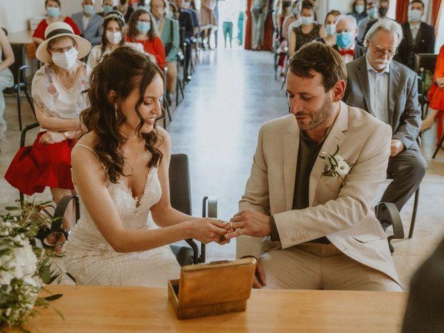 Le mariage de Lucile  et Yoann