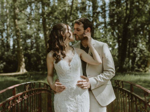 Le mariage de Yoann et Lucile  à Saint-Germain-lès-Arpajon, Essonne 1