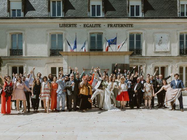 Le mariage de Yoann et Lucile  à Saint-Germain-lès-Arpajon, Essonne 4