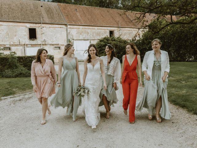 Le mariage de Yoann et Lucile  à Saint-Germain-lès-Arpajon, Essonne 5