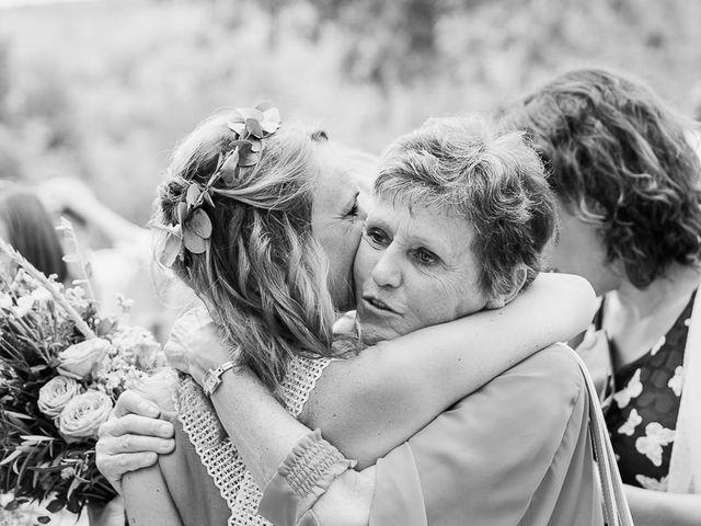 Le mariage de Marc et Bénédicte à Vaour, Tarn 16