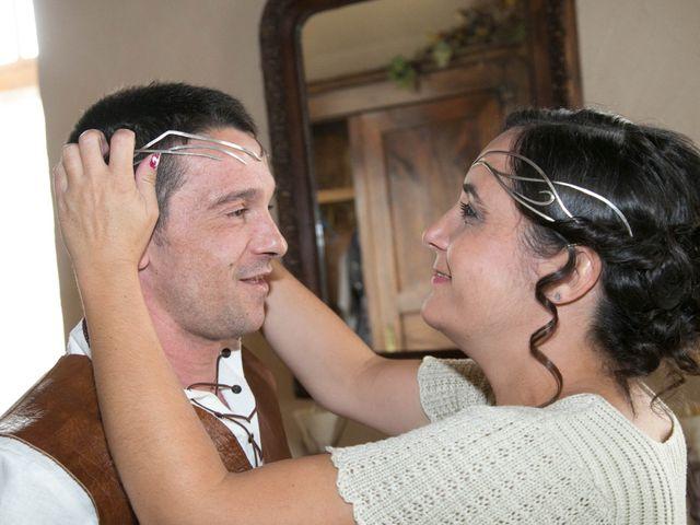 Le mariage de Cyril et Elise à Montbard, Côte d'Or 6