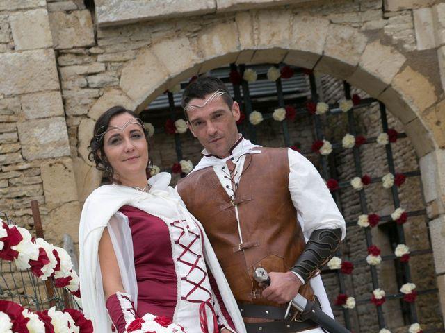 Le mariage de Cyril et Elise à Montbard, Côte d'Or 10