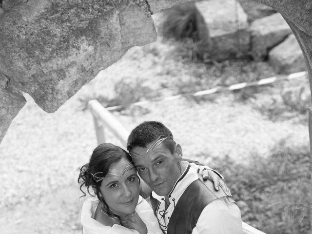 Le mariage de Cyril et Elise à Montbard, Côte d'Or 11