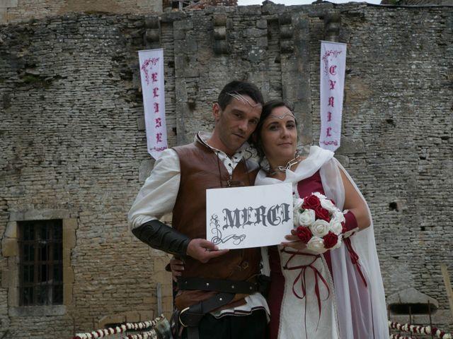 Le mariage de Cyril et Elise à Montbard, Côte d'Or 22