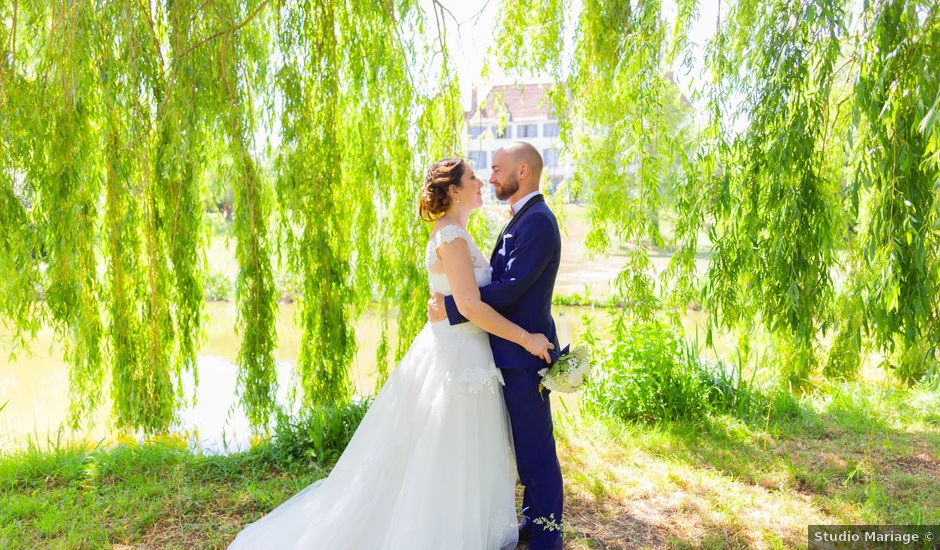 Le mariage de Geoffroy et Solène à Roanne, Loire