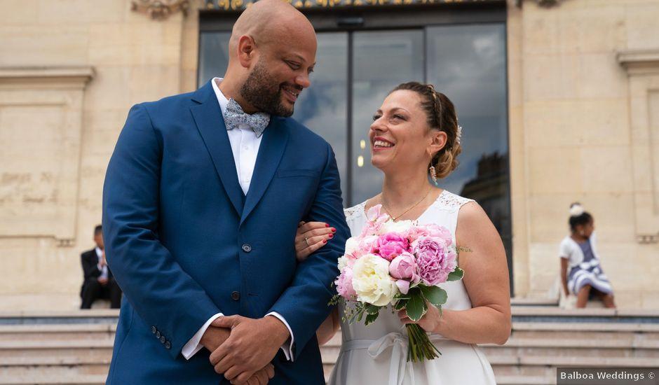 Le mariage de Willy et Véronique à Asnières sur Seine, Hauts-de-Seine