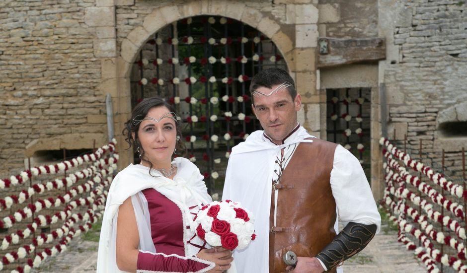 Le mariage de Cyril et Elise à Montbard, Côte d'Or