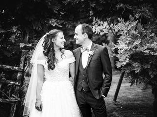 Le mariage de Melody et Etienne