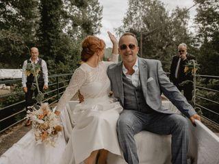 Le mariage de Rachel et Jean-Christophe