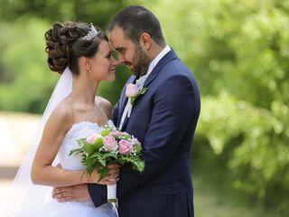 Le mariage de Sandra et Kévin