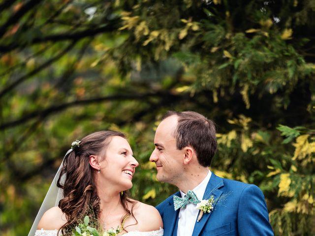 Le mariage de Etienne et Melody à Saint-Ouen-de-Thouberville, Eure 7