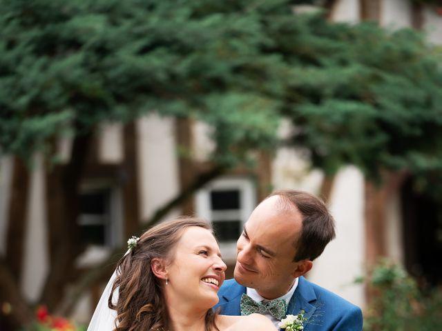 Le mariage de Etienne et Melody à Saint-Ouen-de-Thouberville, Eure 9