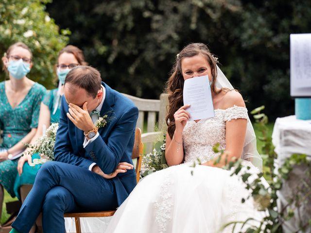Le mariage de Etienne et Melody à Saint-Ouen-de-Thouberville, Eure 14