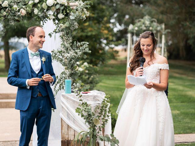 Le mariage de Etienne et Melody à Saint-Ouen-de-Thouberville, Eure 16