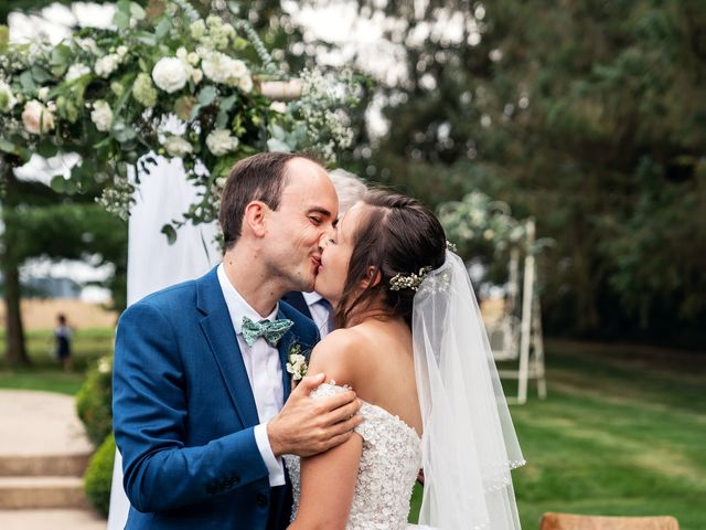 Le mariage de Etienne et Melody à Saint-Ouen-de-Thouberville, Eure 17