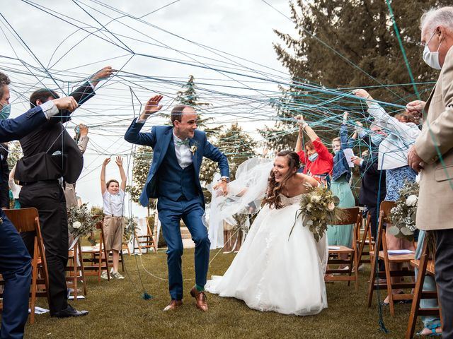Le mariage de Etienne et Melody à Saint-Ouen-de-Thouberville, Eure 18