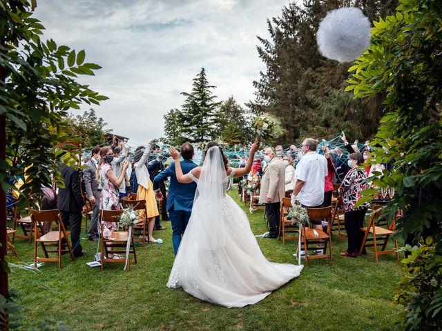 Le mariage de Etienne et Melody à Saint-Ouen-de-Thouberville, Eure 20