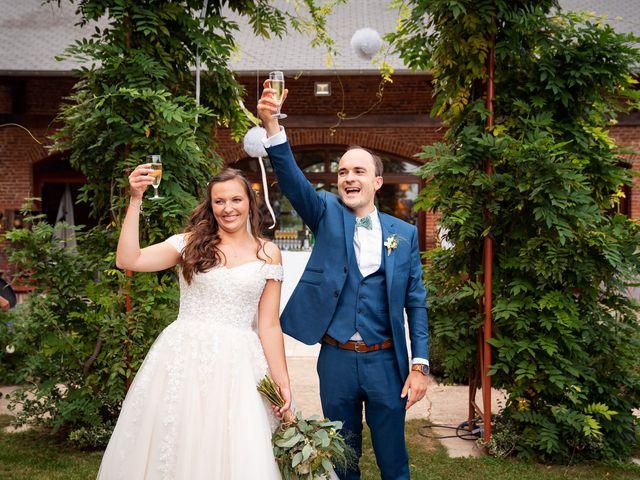 Le mariage de Etienne et Melody à Saint-Ouen-de-Thouberville, Eure 21