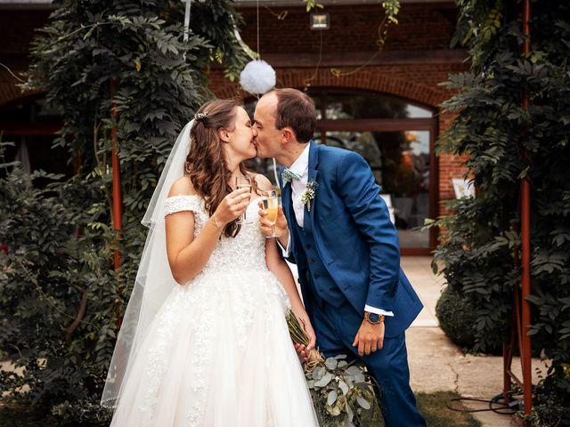Le mariage de Etienne et Melody à Saint-Ouen-de-Thouberville, Eure 22