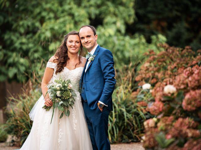 Le mariage de Etienne et Melody à Saint-Ouen-de-Thouberville, Eure 25