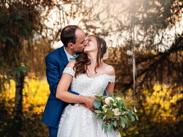 Le mariage de Etienne et Melody à Saint-Ouen-de-Thouberville, Eure 26
