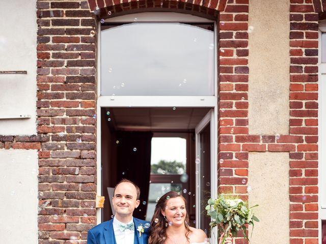 Le mariage de Etienne et Melody à Saint-Ouen-de-Thouberville, Eure 36