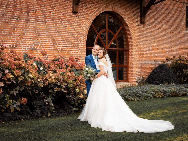 Le mariage de Etienne et Melody à Saint-Ouen-de-Thouberville, Eure 47