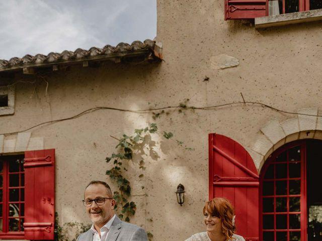 Le mariage de Jean-Christophe et Rachel à Quinsac, Gironde 11