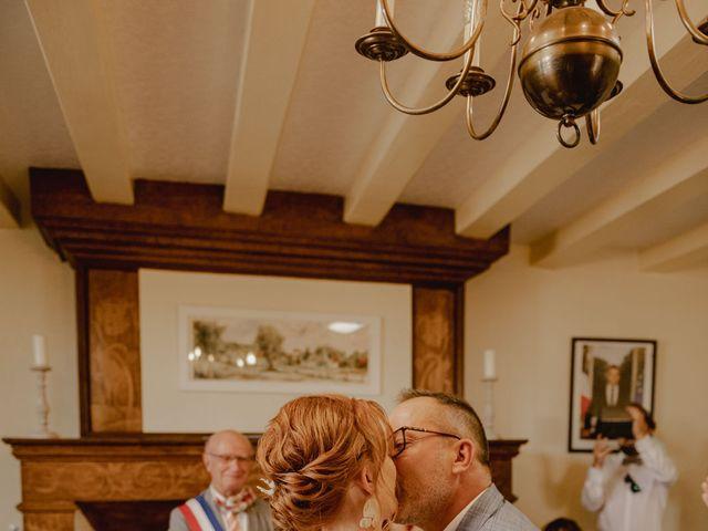 Le mariage de Jean-Christophe et Rachel à Quinsac, Gironde 13