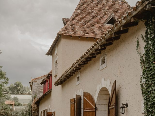 Le mariage de Jean-Christophe et Rachel à Quinsac, Gironde 18