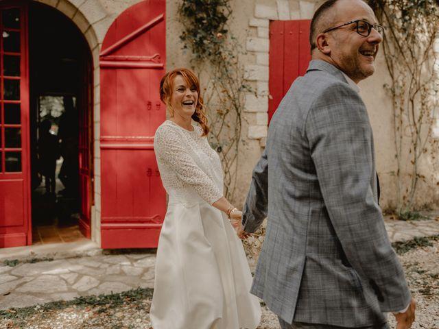Le mariage de Jean-Christophe et Rachel à Quinsac, Gironde 28