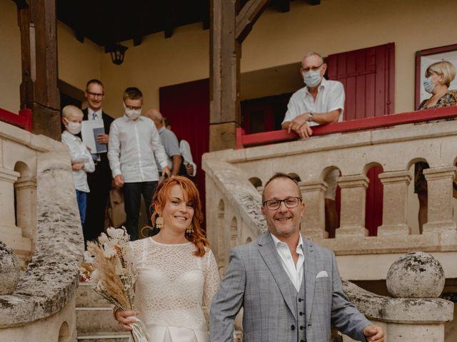 Le mariage de Jean-Christophe et Rachel à Quinsac, Gironde 29