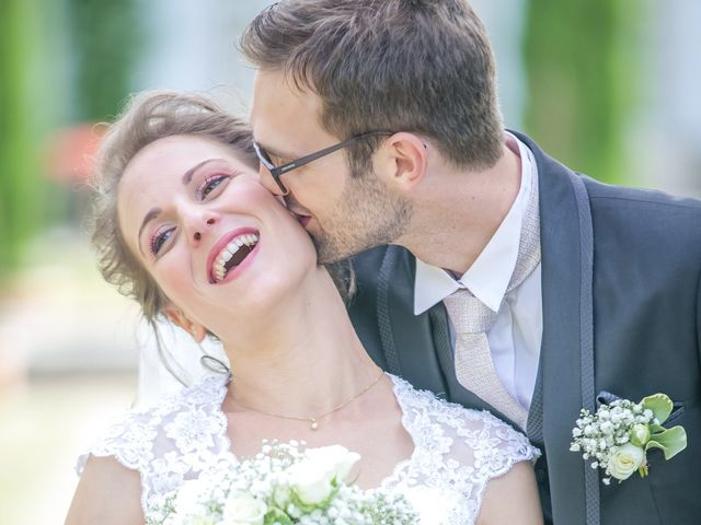 Le mariage de Béatrice et Thibaut