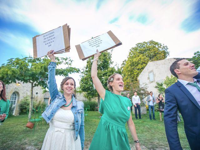 Le mariage de Thibaut et Béatrice à Saint-Laurent-de-la-Prée, Charente Maritime 63