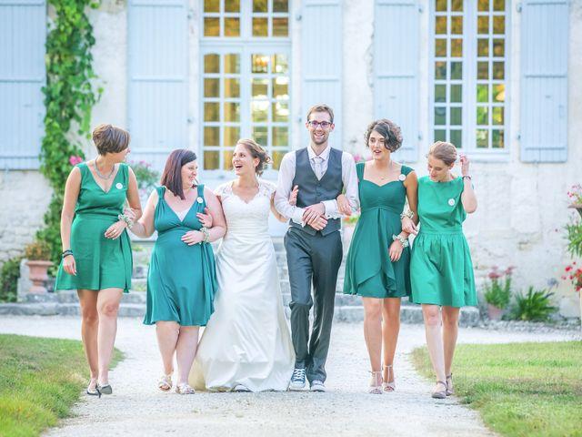 Le mariage de Thibaut et Béatrice à Saint-Laurent-de-la-Prée, Charente Maritime 65