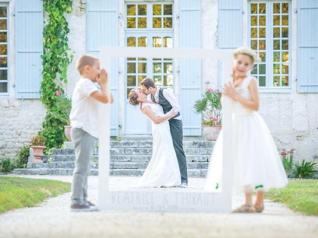 Le mariage de Thibaut et Béatrice à Saint-Laurent-de-la-Prée, Charente Maritime 66