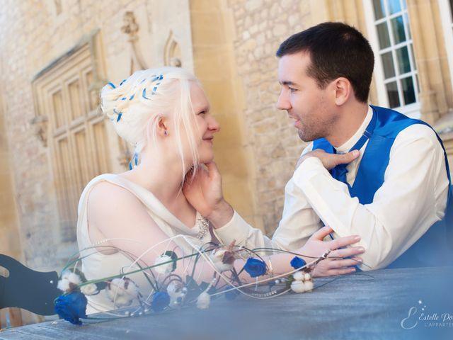 Le mariage de Jean-Baptiste et Amandine à La Fermeté, Nièvre 3