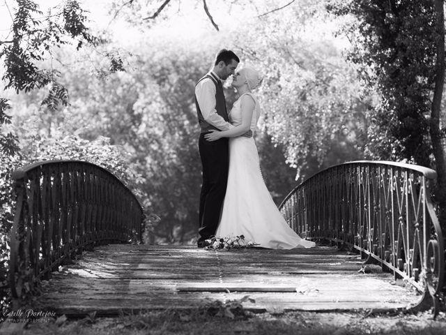 Le mariage de Jean-Baptiste et Amandine à La Fermeté, Nièvre 4