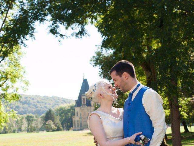 Le mariage de Jean-Baptiste et Amandine à La Fermeté, Nièvre 6