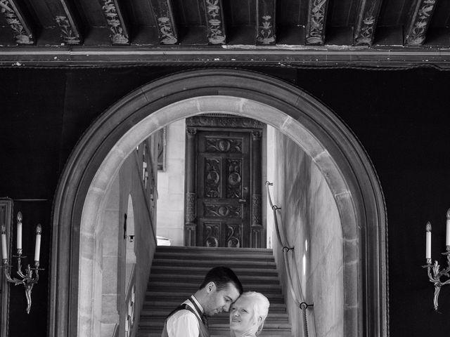 Le mariage de Jean-Baptiste et Amandine à La Fermeté, Nièvre 8
