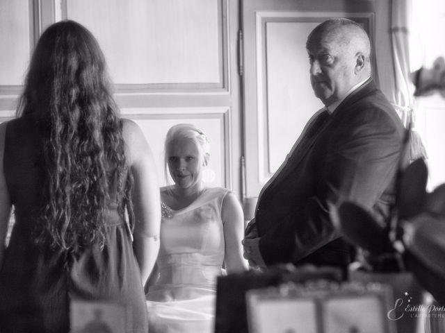 Le mariage de Jean-Baptiste et Amandine à La Fermeté, Nièvre 10
