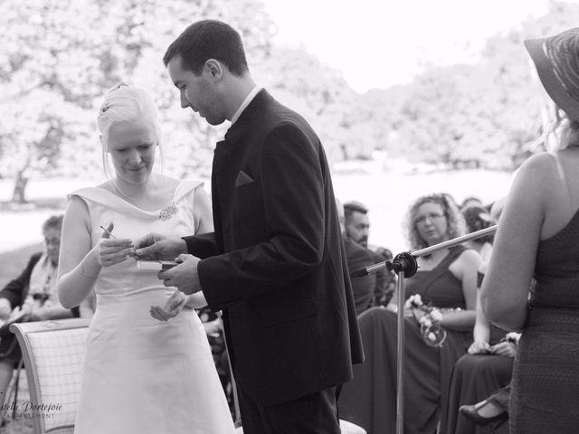 Le mariage de Jean-Baptiste et Amandine à La Fermeté, Nièvre 13