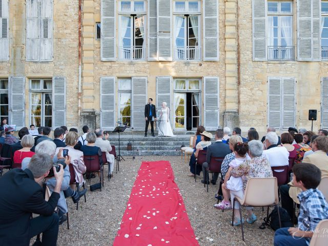 Le mariage de Jean-Baptiste et Amandine à La Fermeté, Nièvre 14