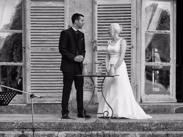 Le mariage de Jean-Baptiste et Amandine à La Fermeté, Nièvre 15